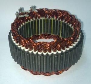 Ремонт статора генератора