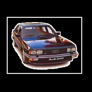 Ремонт стартера Ауди (Audi) 200 фото
