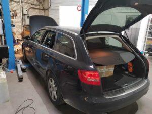 Услуги ремонта автомобилей