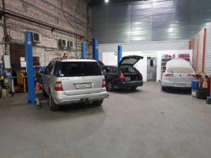 Ремонт автомобилей в автомастерской